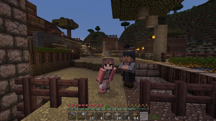 Minecraft Screenshot June 2016