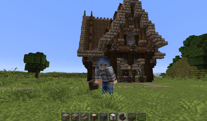 Minecraft Screen Shot