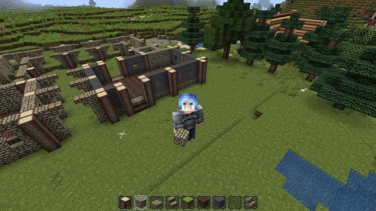 Minecraft Screen Shot 4