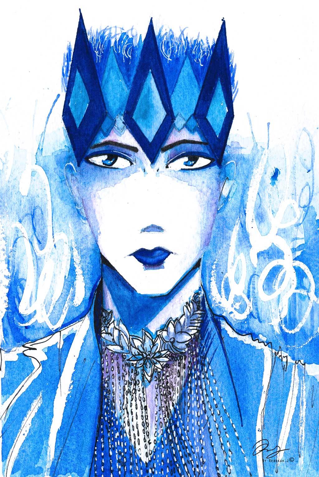 Ice Prince by Rebekah Joseph 2015