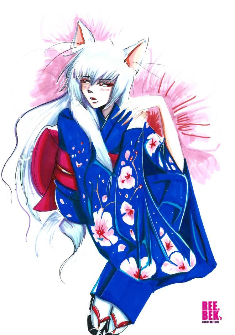 mythical-japanses-girl