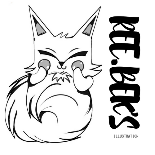 logo for Reebk's Illustrations
