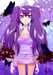 Amethyst, Manga Cel Shading