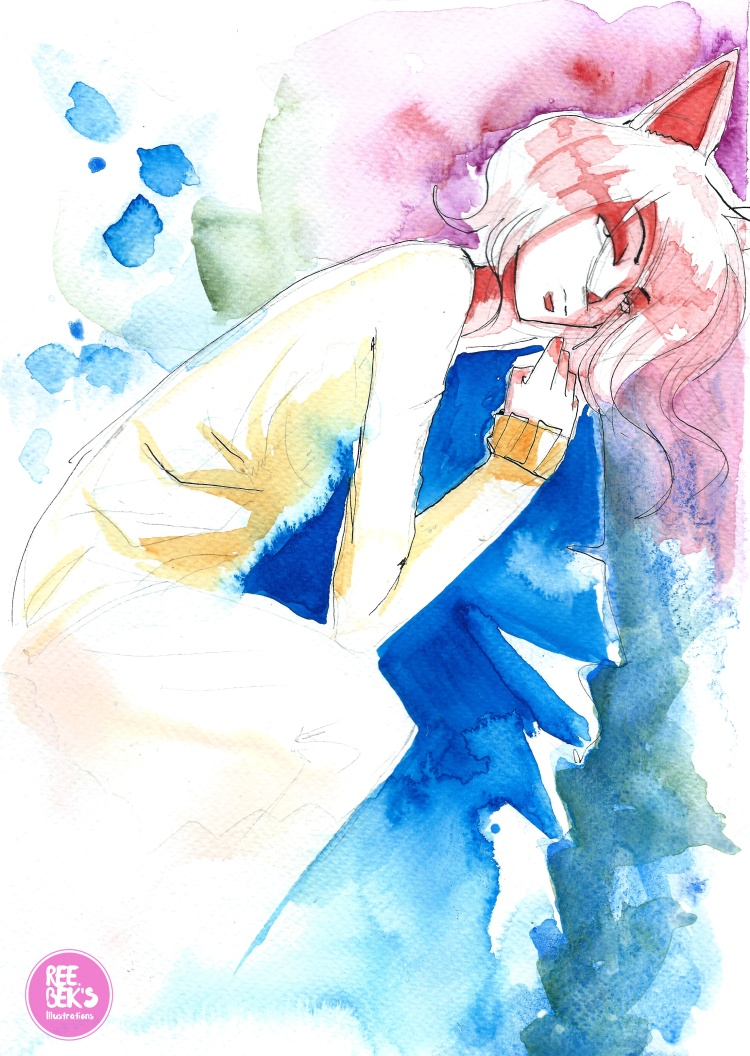 loveless watercolour