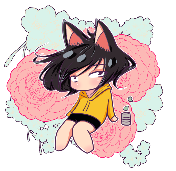 cat boy chibi 2