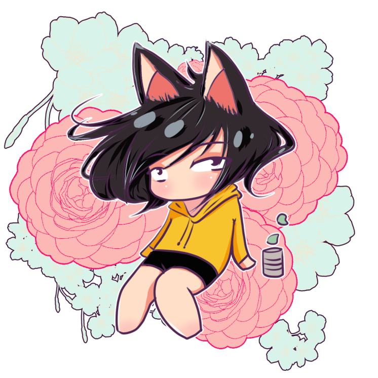 cat boy chibi 2