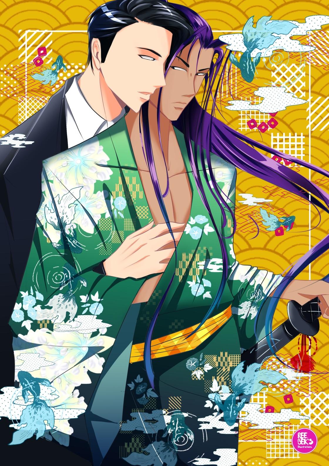 satoshi and takeshi
